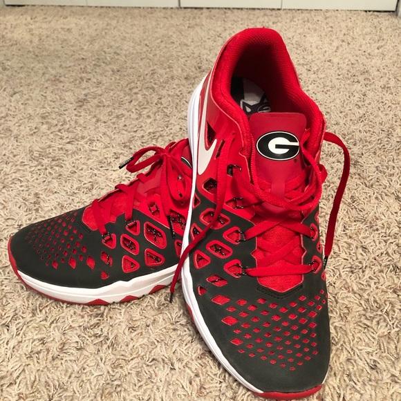 new styles 9f00d 1c735 Men's Georgia Bulldogs Nike size 9